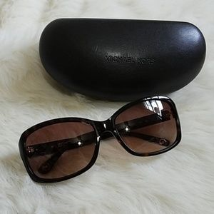 Michael Kors Claremont Sunglasses EUC